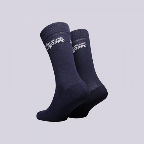 мужские синие  носки запорожец heritage советский спорт Спорт-мхр/синий - цена, описание, фото 2