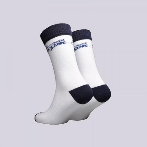 мужские белые, синие  носки запорожец heritage советский спорт Спорт-мхр/бел/син - цена, описание, фото 2