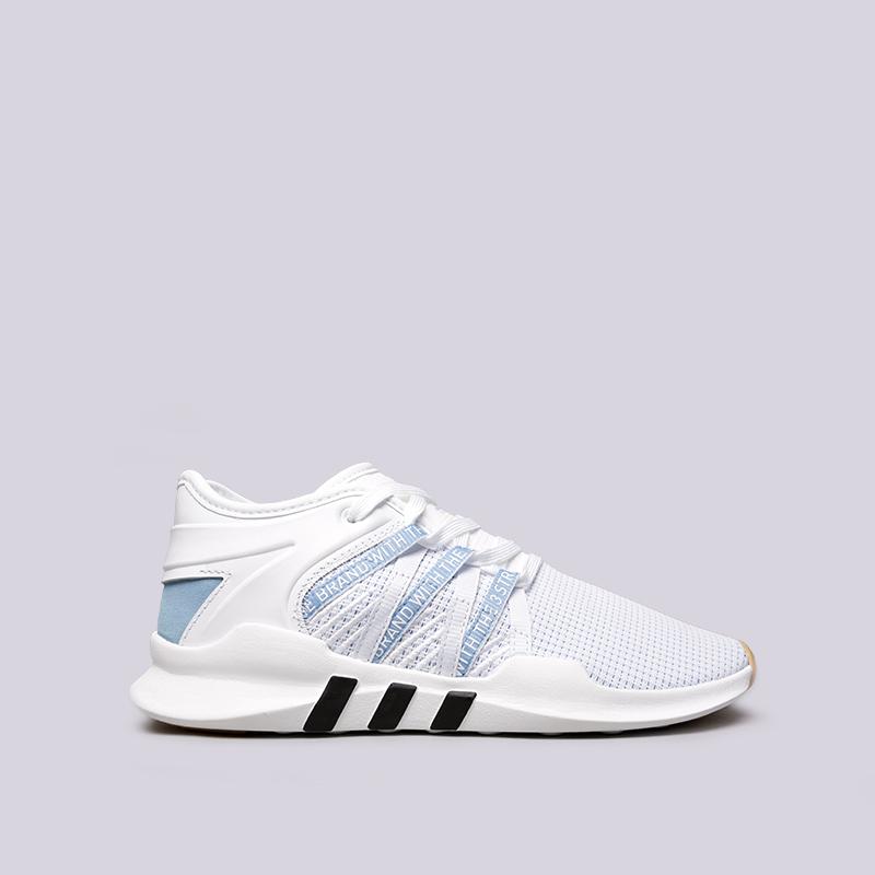 женские белые кроссовки adidas eqt racing adv w CQ2155 - цена, описание,  фото 1 a6cecb7aa08