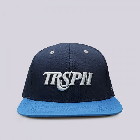 синюю  кепка true spin typo team Typo Team-navy/blue - цена, описание, фото 1