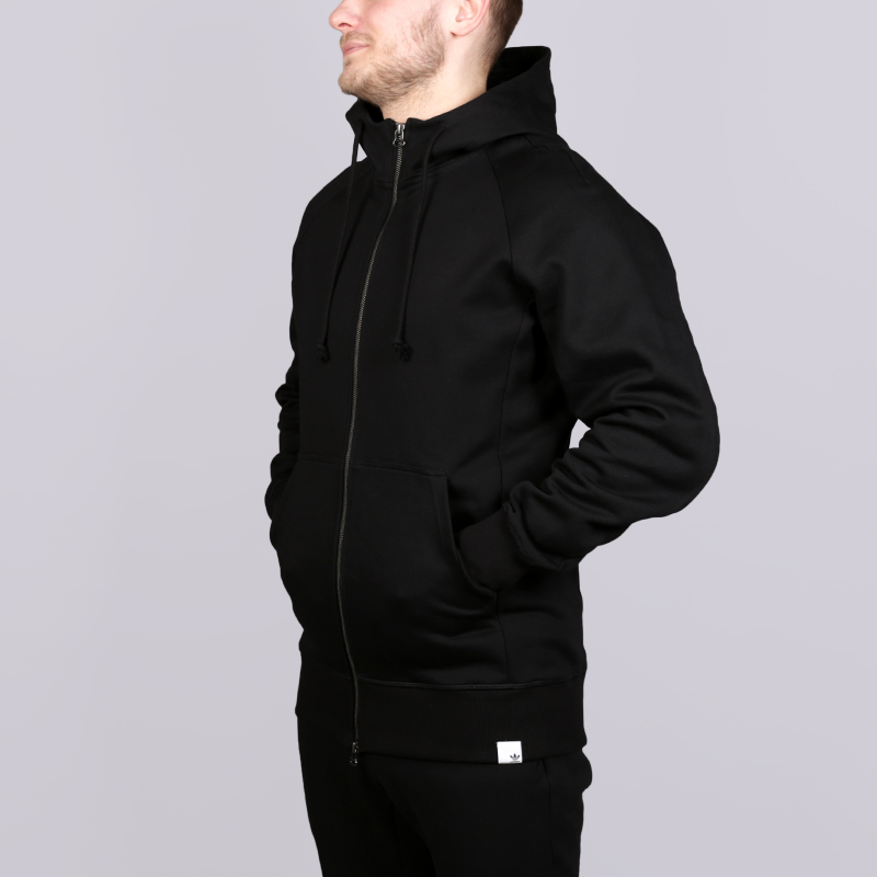 Толстовка adidas X By O FZТолстовки свитера<br>95% хлопок, 5% эластан<br><br>Цвет: Черный<br>Размеры UK: S;M;L;XL<br>Пол: Мужской