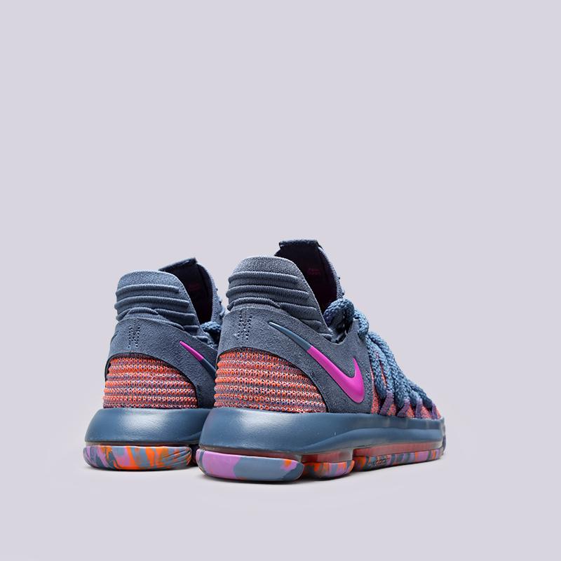 d1b84b94090 Мужские кроссовки Zoom KD10 LMTD от Nike (897817-400) оригинал ...