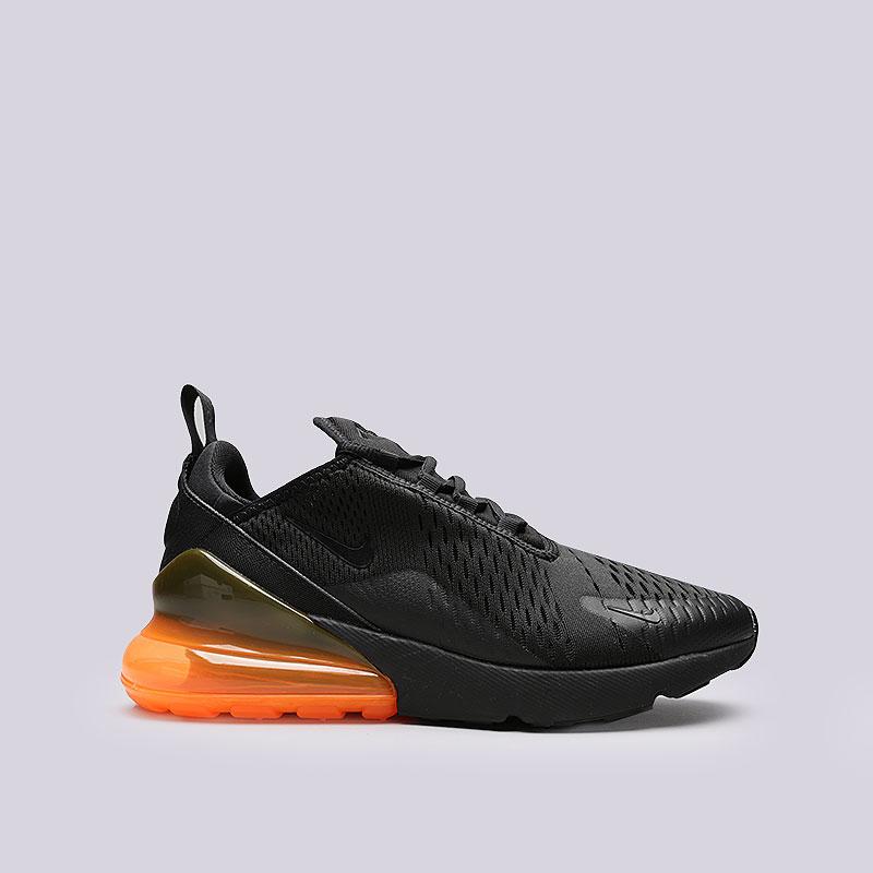 мужские черные кроссовки nike air max 270 AH8050-008 - цена, описание, фото a411f81358c
