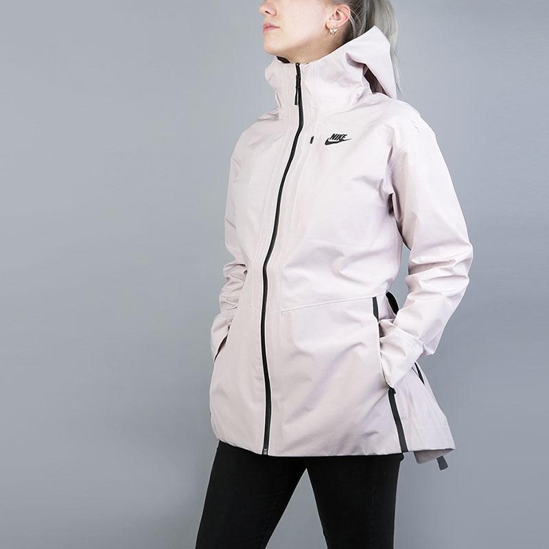 Куртка Nike Tech Womens JacketКуртки, пуховики<br>100% полиэстер<br><br>Цвет: Розовый<br>Размеры US: XS;S;M;L<br>Пол: Женский