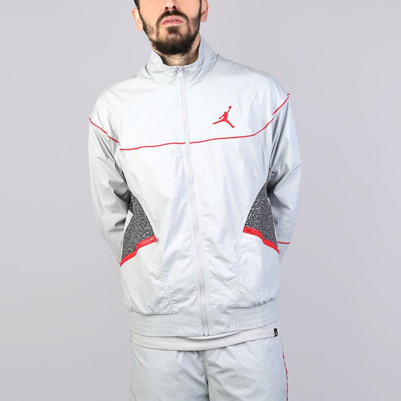Куртка Jordan AJ 3 VaultКуртки, пуховики<br>Нейлон, полиэстер<br><br>Цвет: Серый<br>Размеры US: S;M;L;XL;2XL<br>Пол: Мужской