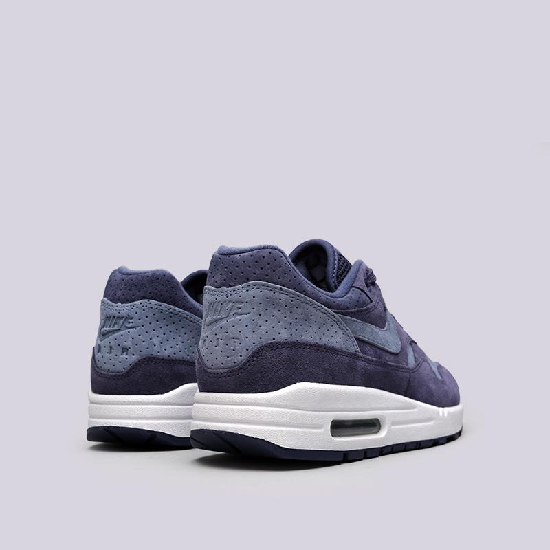 differently 10b0b bce83 мужские фиолетовые кроссовки nike air max 1 premium 875844-501 - цена,  описание,