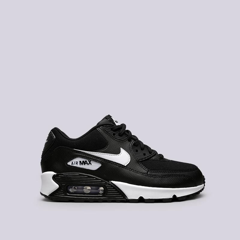 женские чёрные кроссовки nike wmns air max 90 325213-047 - цена, описание, 816c57b99bf