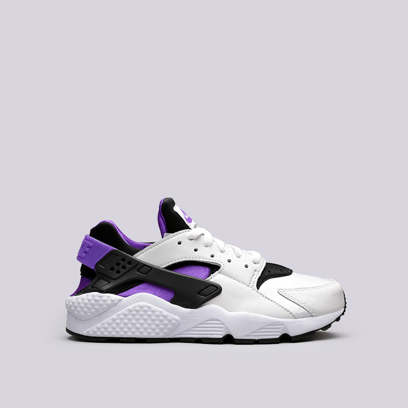 Кроссовки Nike Air Huarache Run 91 QSКроссовки lifestyle<br>Текстиль, кожа, резина, пластик<br><br>Цвет: Белый<br>Размеры US: 7.5;8;8.5;9;9.5;10.5;11<br>Пол: Мужской