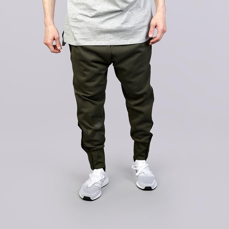 bea6da29 мужские зелёные брюки adidas harden pants CE7310 - цена, описание, фото 1