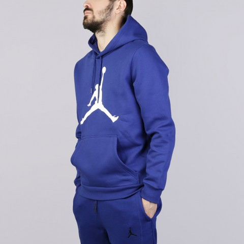 Толстовка Jordan Flight Fleece Jumpman Air Pullover