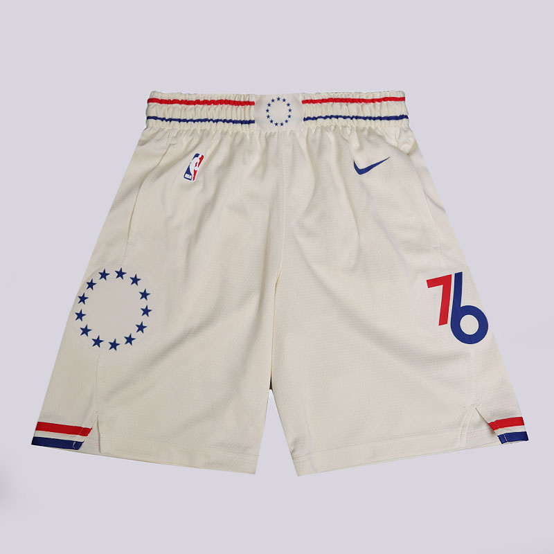 Шорты Nike City Edition Swingman Philadelphia 76ers NBA Shorts
