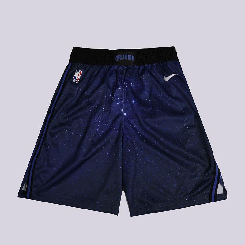 Шорты Nike Orlando Magic City Edition Swingman NBA Shorts