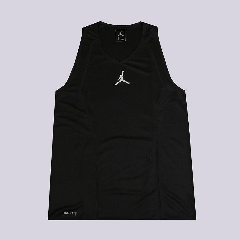 Майка Jordan Ultimate Flight Basketball JerseyБезрукавки<br>100% полиэстер<br><br>Цвет: Черный<br>Размеры US: S;M;L;XL;2XL<br>Пол: Мужской