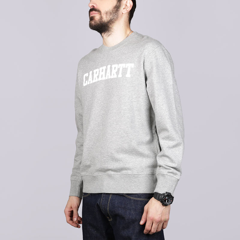 Толстовка Carhartt WIP College Sweat от Streetball