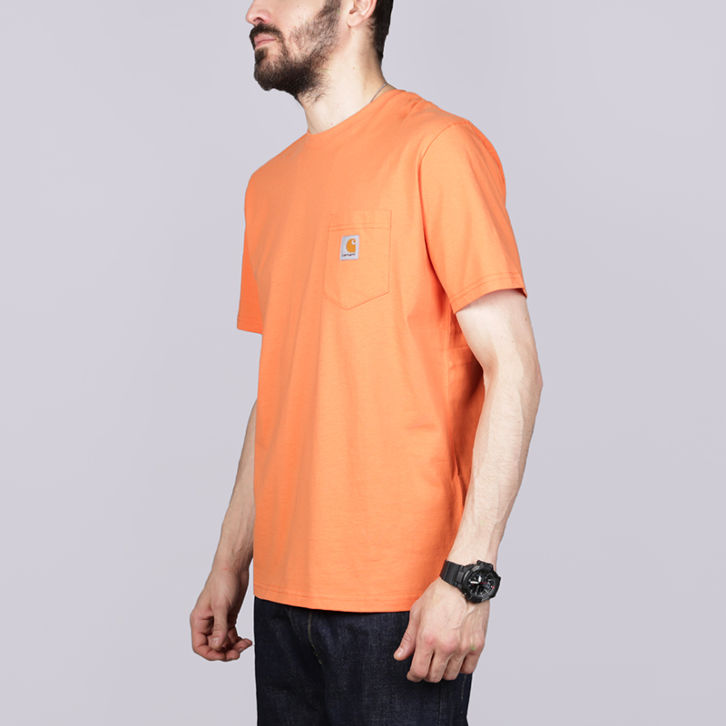 Футболка Carhartt WIP S/S Pocket T-Shirt от Streetball