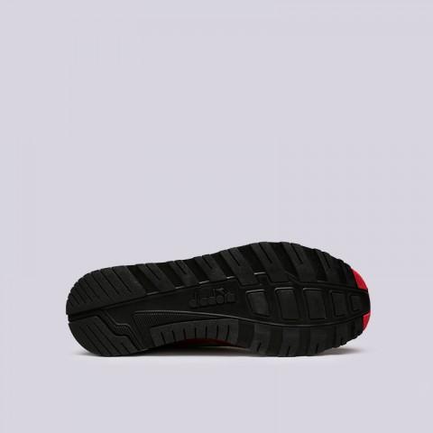 красные  кроссовки diadora n9000 mii 173070-45034 - цена, описание, фото 2