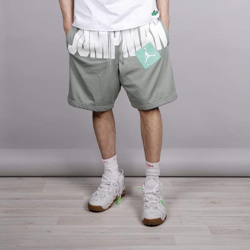 мужские зелёные шорты jordan jumpman air AA4607-307 - цена, описание, фото 2 561e84ce0d5