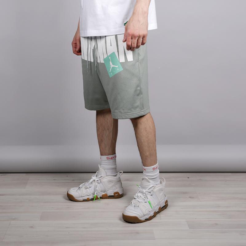 мужские зелёные шорты jordan jumpman air AA4607-307 - цена, описание, фото 1 8a6a8306b58