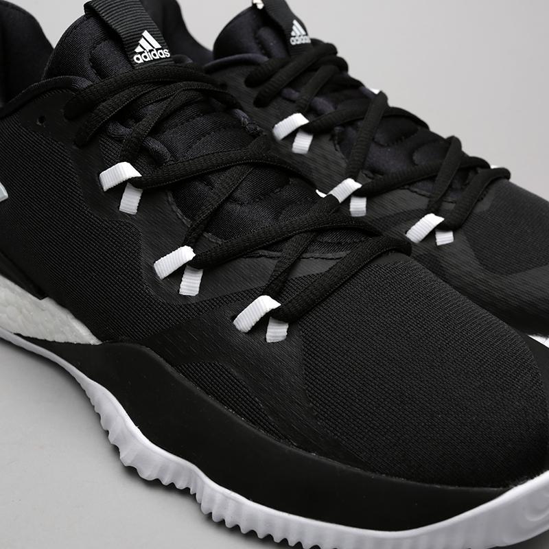 e7b9fb1c мужские чёрные кроссовки adidas crazy light boost 2018 DB1070 - цена,  описание, фото 5