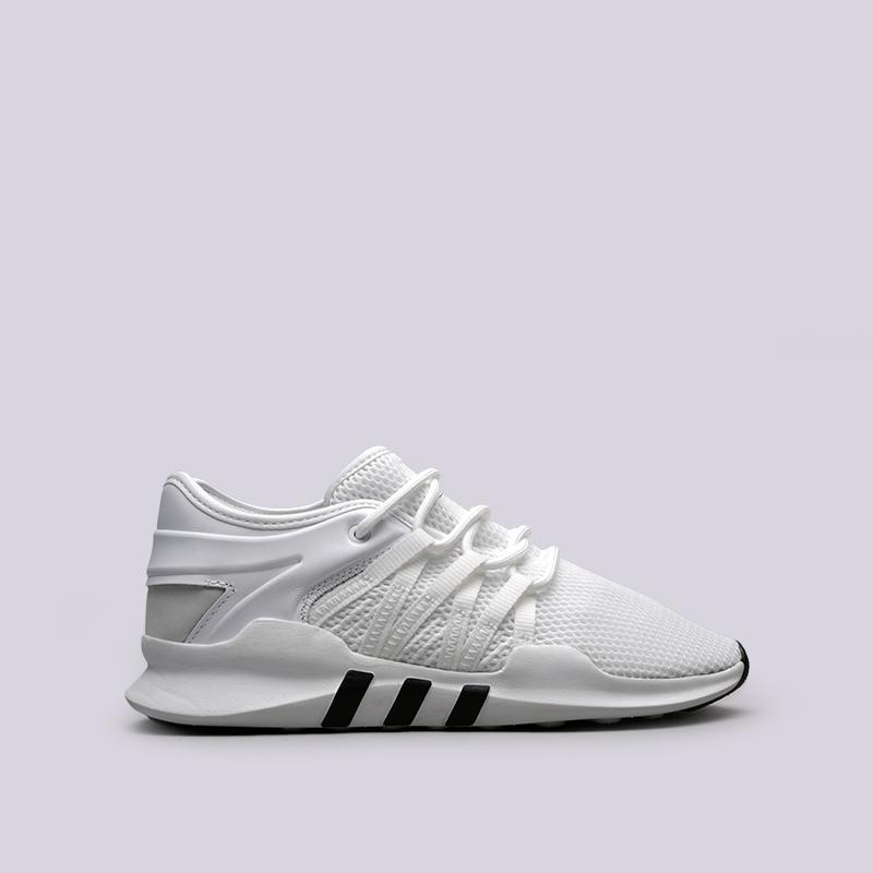 Кроссовки adidas EQT Racing ADV WКроссовки lifestyle<br>Текстиль, кожа, резина<br><br>Цвет: Белый<br>Размеры UK: 5;5.5;6;6.5;7;7.5;8<br>Пол: Женский