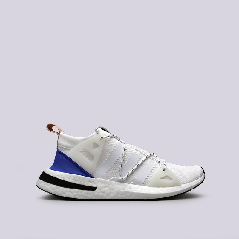 Кроссовки adidas Arkyn WКроссовки lifestyle<br>Текстиль, синтетика, резина<br><br>Цвет: Белый<br>Размеры UK: 5;5.5;6;6.5;7;7.5;8<br>Пол: Женский