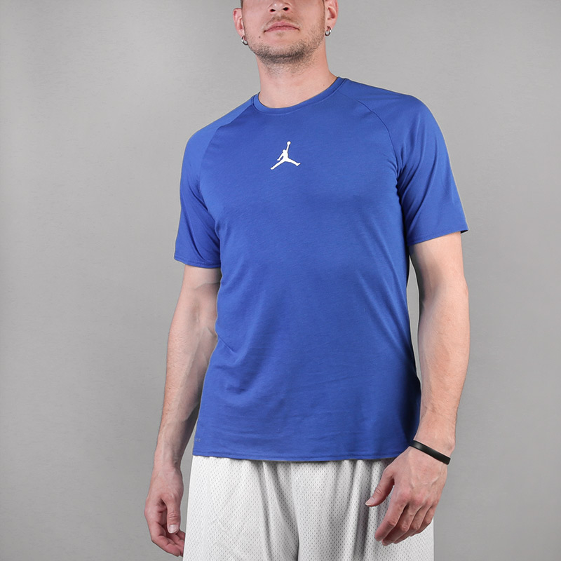 Футболка Jordan Dry Fit 23 Alpha Short от Streetball