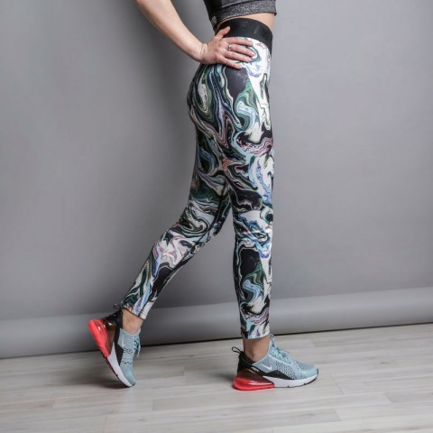 Леггинсы Nike Leg-A-See Leggings