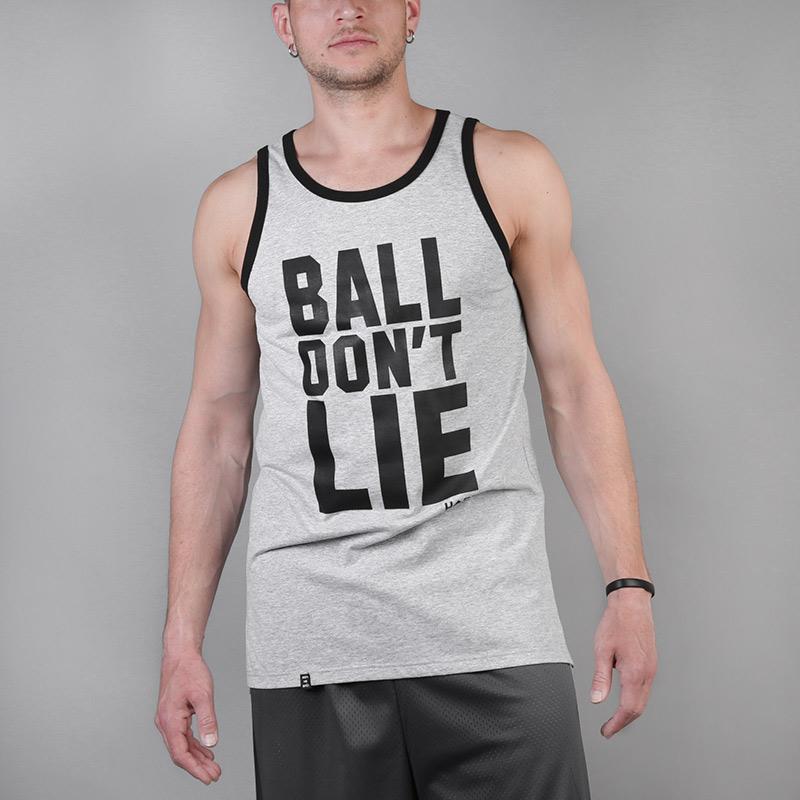 Майка Hard Ball Don't Lie