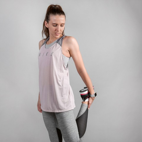 Майка Nike Dri-FIT Flow Tank Top
