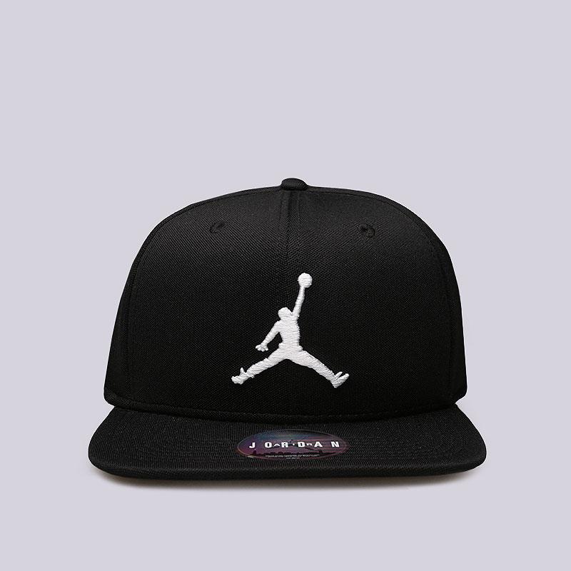 Кепка Jordan Jumpman LogoКепки<br>53% полиэстер, 47% хлопок<br><br>Цвет: Черный<br>Размеры US: OS