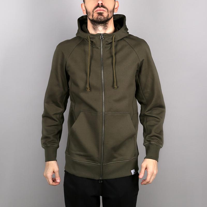 Толстовка adidas X By O FZТолстовки свитера<br>100% хлопок<br><br>Цвет: Зеленый<br>Размеры UK: S;M;XL<br>Пол: Мужской