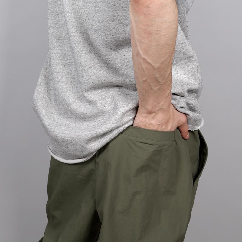 570cac521e9740 мужские зеленые брюки jordan jumpman men s woven trousers 939996-380 -  цена