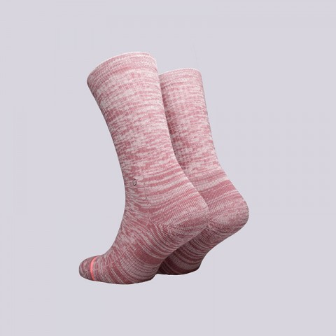 женские розовые  носки stance uncommon classic W556C17UNC-rose - цена, описание, фото 2