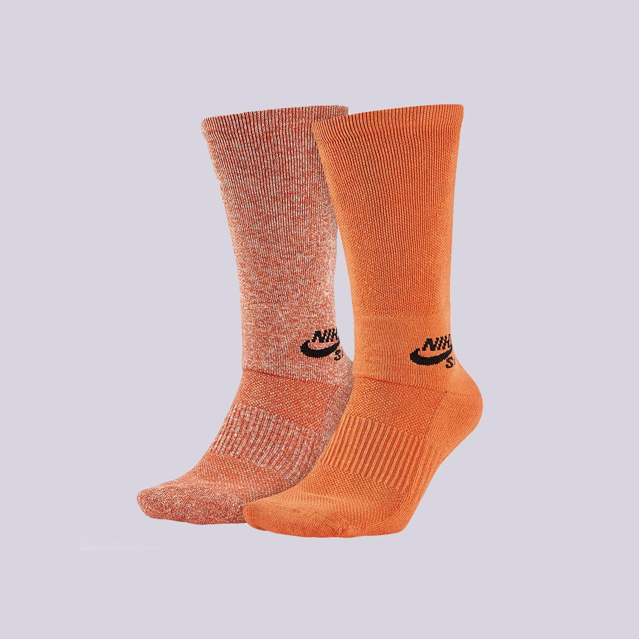Носки Nike SB Skateboarding Crew Socks (2 Pair) от Streetball
