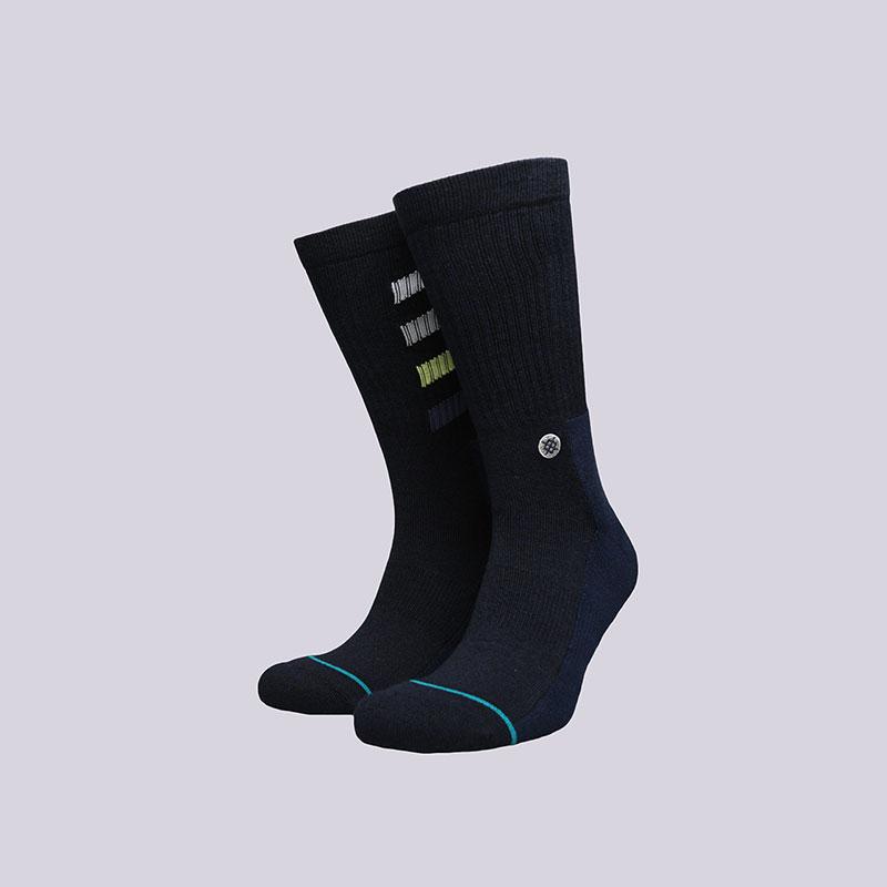 мужские синие  носки stance croton M556C17CRO-N - цена, описание, фото 1