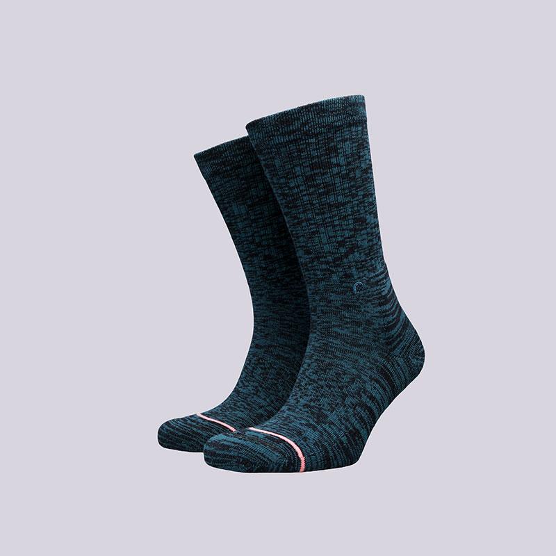 женские синие  носки stance uncommon classic W556C17UNC-teal - цена, описание, фото 1