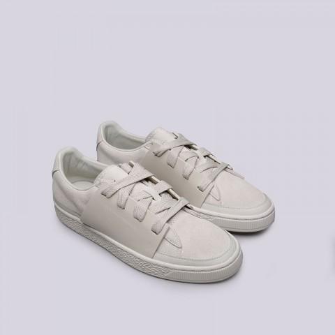 мужские бежевые  кроссовки puma suede han 36589202 - цена, описание, фото 2