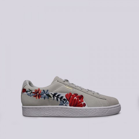 Кроссовки Puma Suede Hyper Embelished Wn's