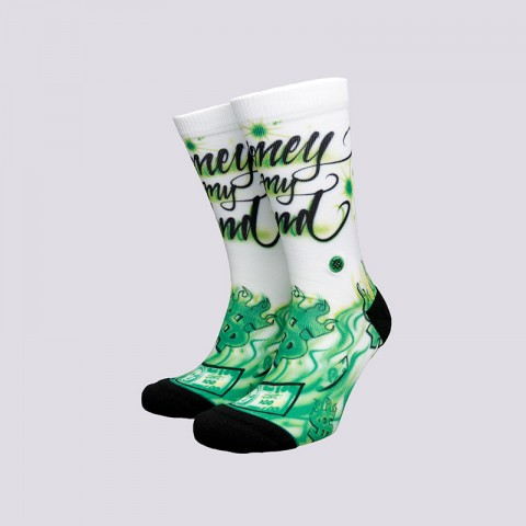 Носки Stance Airbrush Money