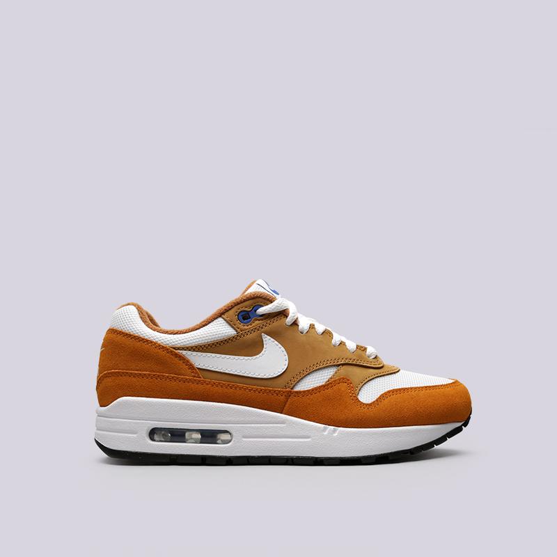 23da13e617 коричневые кроссовки nike air max 1 premium retro 908366-700 - цена,  описание,
