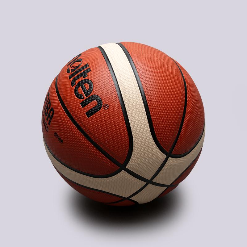 Мяч Molten BGF7XМячи<br>Композитная кожа<br><br>Цвет: Коричневый<br>Размеры US: 7