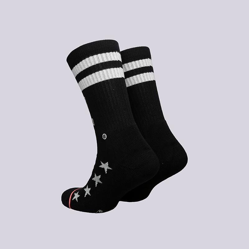 женские чёрные  носки stance harley freedom W556C17HAR- black - цена, описание, фото 2
