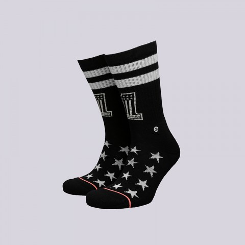 женские чёрные  носки stance harley freedom W556C17HAR- black - цена, описание, фото 1