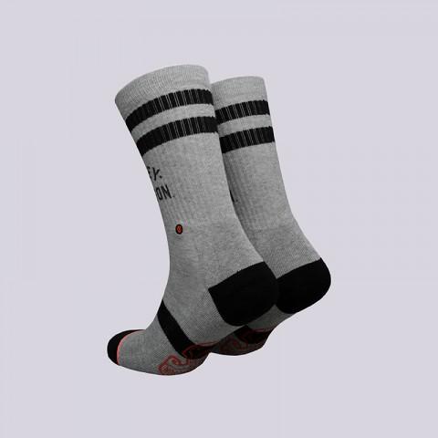 женские серые  носки stance davidson W5900DAV- grey - цена, описание, фото 2