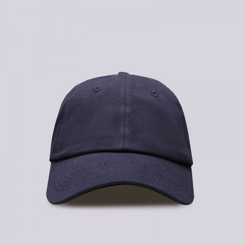 синюю  кепка true spin tuned round visor plains Tuner Round-navy - цена, описание, фото 1