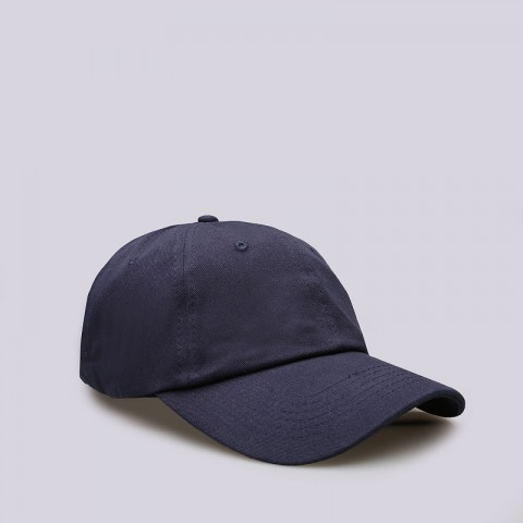 синюю  кепка true spin tuned round visor plains Tuner Round-navy - цена, описание, фото 2