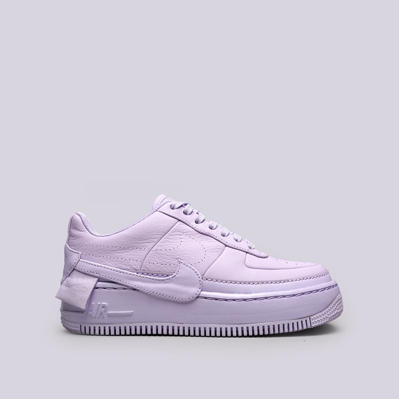 df5aecc61c40 женские фиолетовые кроссовки nike wmns air force 1 jester xx AO1220-500 -  цена,