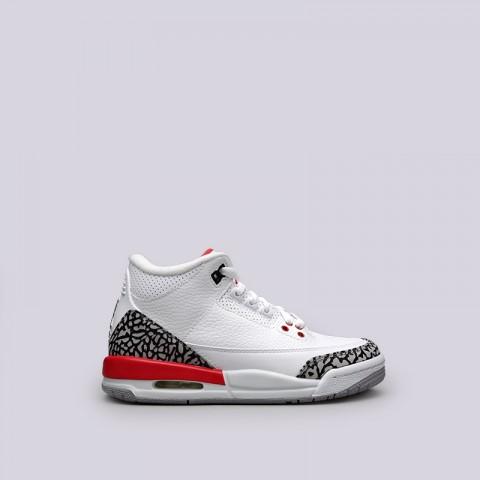 Кроссовки Jordan III Retro BG