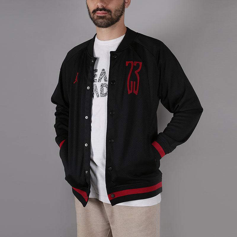 Куртка Jordan Sportswear Last ShotКуртки, пуховики<br>100% полиэстер<br><br>Цвет: Черный<br>Размеры US: M;L;XL;2XL<br>Пол: Мужской