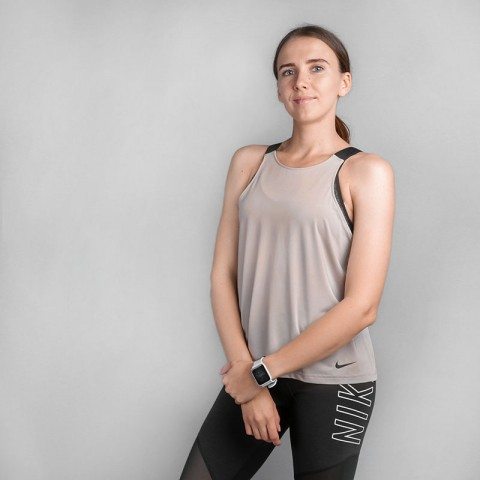 Топ Nike Dri-FIT Elevated Elastika